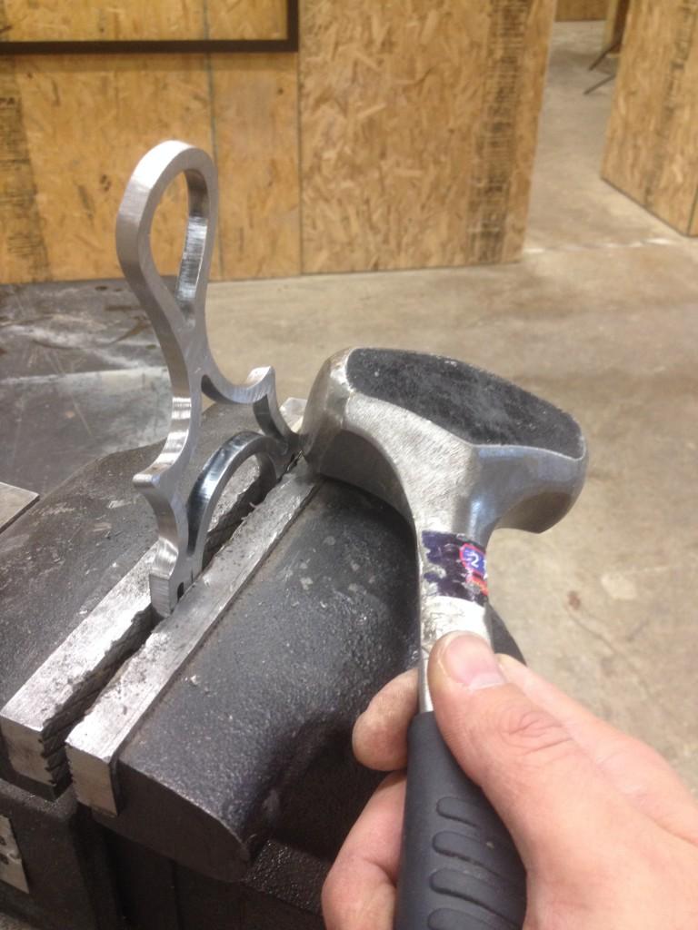 Recurve Skeluchin Hammer 2