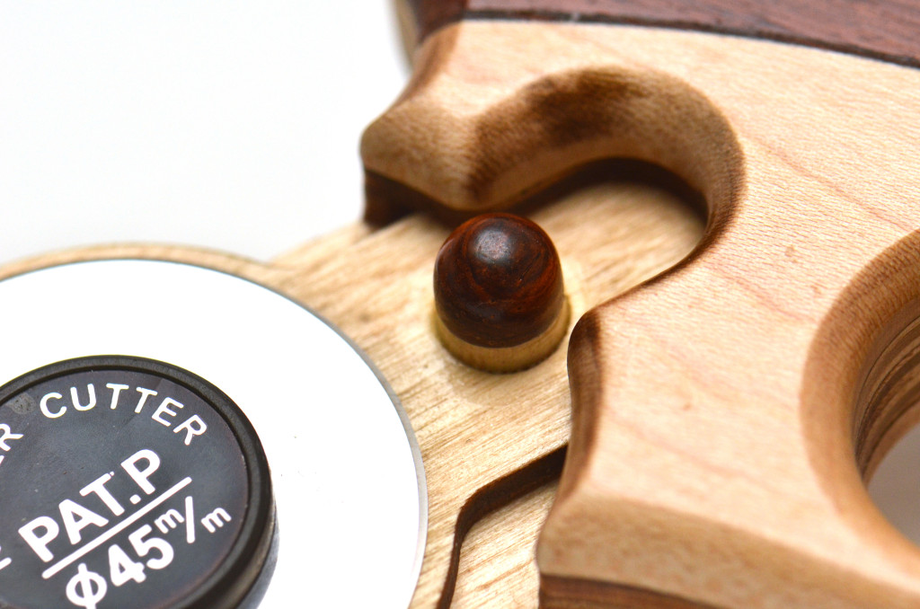 MGG Carcharo Combo Wood Cocbolo Nub copy