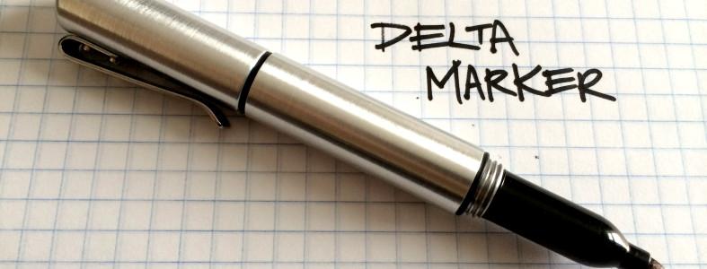 Delta Marker Hero